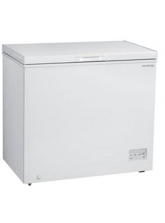 Congelador Infiniton CHAA201 Horizontal 200L A++ Botellero Dual System