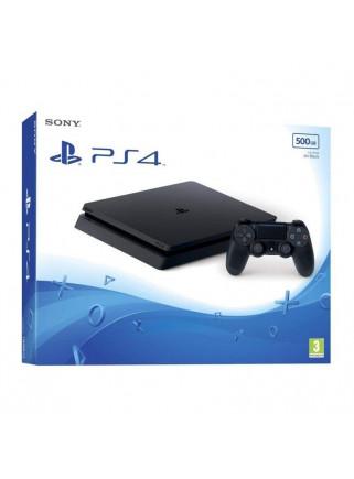 CONSOLA SONY PS4 SLIM 500GB...