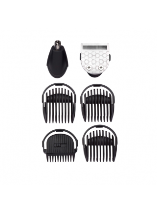 CORTAPELO BABYLISS MULTIUSOS 6 IN 1 NEGRO