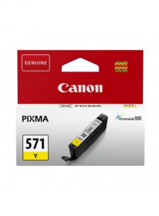 CARTUCHO CANON CLI-571Y...