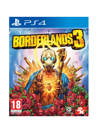 JUEGO PS4 BORDERLANDS 3-PS4