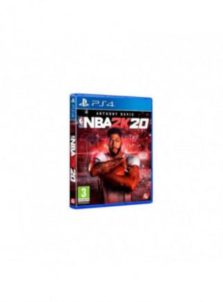 JUEGO PS4 NBA 2K20-PS4