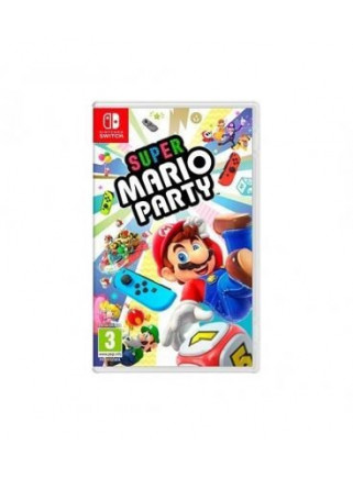 JUEGO SUPER MARIO PARTY...