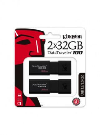 PEN DRIVE 32GB X 2 KINGSTON...