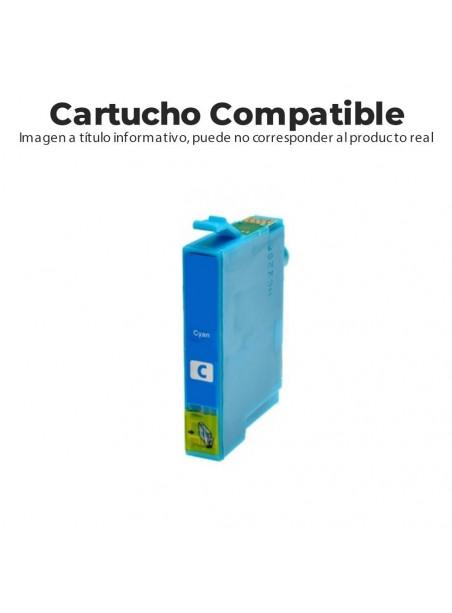 CARTUCHO COMPATIBLE CON EPSON STYLUS S22/SX1 CIAN