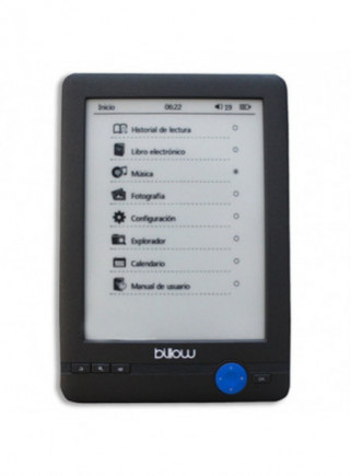 "E-BOOK BILLOW E-INK 6""..."