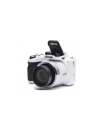 """Cámara Kodak AZ422 Blanco 20MP 1/2.3"""" CCD 5.152x3.864Px"""