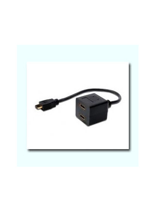 CABLE BIFURCADOR HDMI 1XM /...