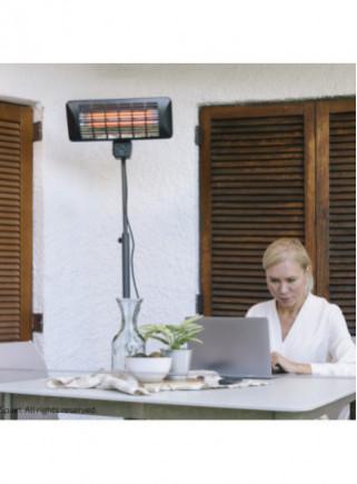 Calefactor halógeno ext. de...