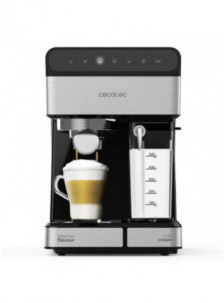 Cafetera semi-automática...