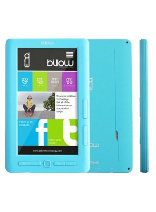 "E-BOOK BILLOW COLOR BOOK 7""..."