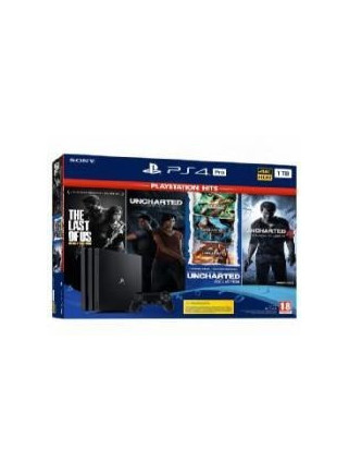 CONS. PS4 PRO 1TB + PACK...