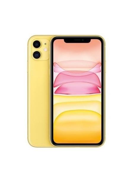 TELEFONO MOVIL APPLE IPHONE 11 64GB AMARILLO