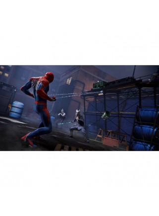 Videojuego para PS4 Marvel's Spiderman