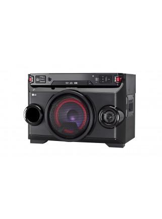 "Equipo de Música LG OK45 ""La Bestia"" 220W CD Bluetooth Radio Karaoke"