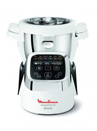 Robot Cocina Moulinex Cuisine Companion XL Negro 1600W