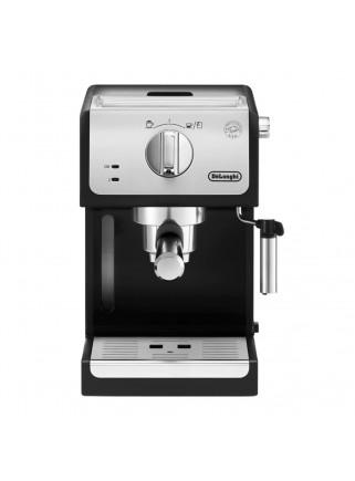Cafetera Espresso Manual De'longhi EXP33.21 1.1 Litros con Vaporizador