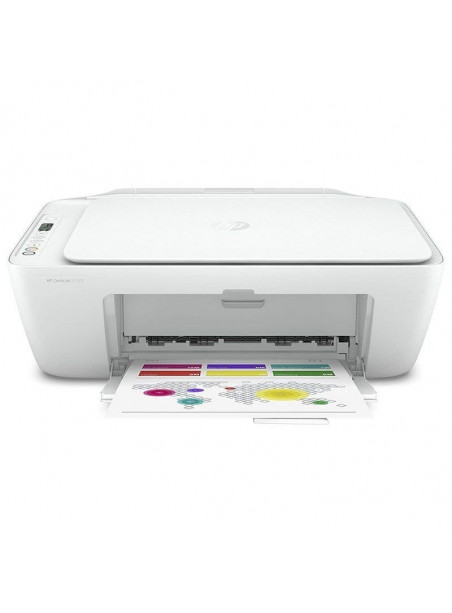 Impresora multifunción HP DeskJet 2720 imprime, copia y escanea
