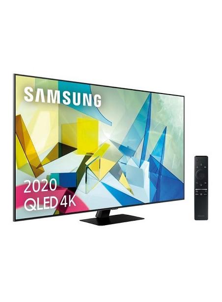 "TELEVISOR SAMSUNG 75"" QLED 4K 189cm - Quantum Dot con Inteligencia Artificial 4K Direct Full Array HDR10+ 1500nits HLG Smart TV"
