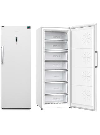 Congelador Vertical Infiniton CV-873WH 380 Litros 185cm A++ No Frost