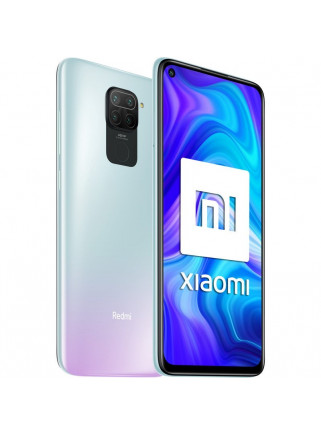 Teléfono Móvil Xiaomi Redmi Note 9 3GB RAM / 64GB Blanco FullHD