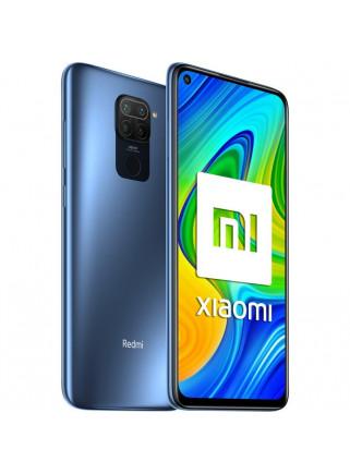 Teléfono Móvil Xiaomi Redmi Note 9 3GB RAM / 64GB Gris FullHD