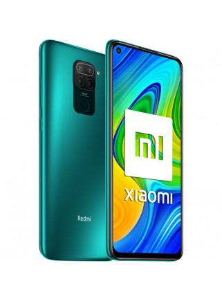Teléfono Móvil Xiaomi Redmi Note 9 4GB RAM / 128GB Verde FullHD