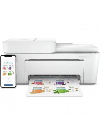 Impresora Multifunción HP DeskJet Plus 4120 con Wifi y Fax