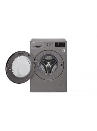 Lavadora de Carga Frontal LG F4J5TN7S A+++ -30% 1400RPM 8KG