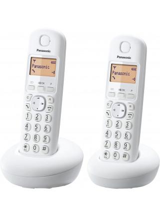 Teléfono Fijo Inalámbrico Duo Philips KX-TGB212