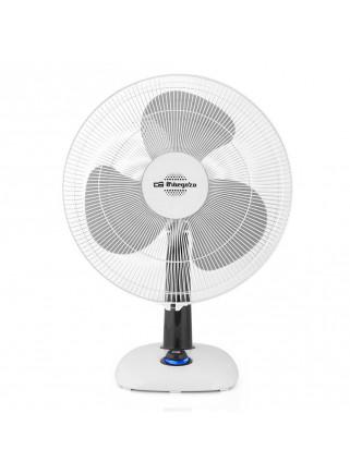 Ventilador de Sobremesa Orbegozo TF 0123 Control LED de Velocidad