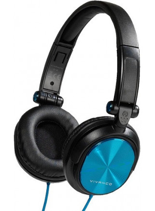 AURICULAR VIVANCO DJ 30 BLUE