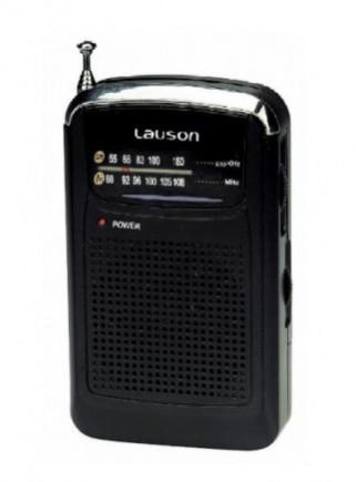 Radio portátil AM/FM...