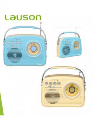 Radio analógica LAUSON...