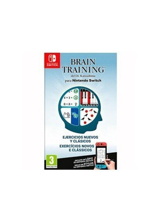 JUEGO NINTENDO SWITCH BRAIN...