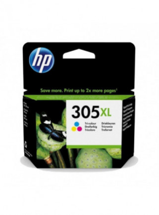 CARTUCHO HP 305XL COLOR...