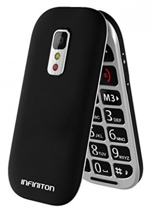 "TELEFONO INFINITON T1 2.4""..."