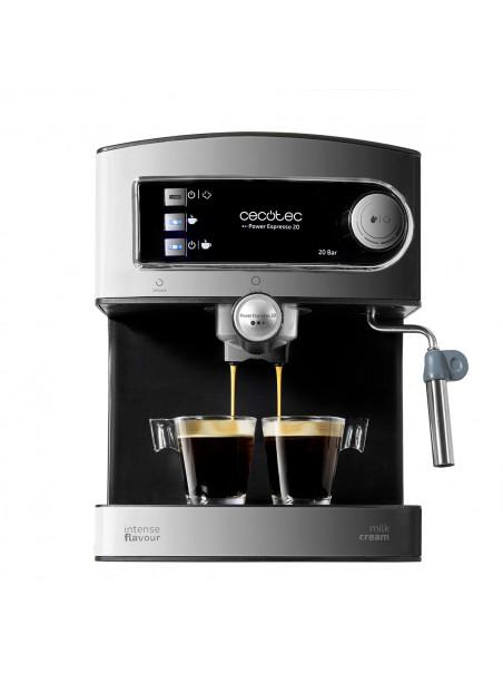 Cafetera Power Espresso 20 850w 20Bars 1,5L Vaporizador