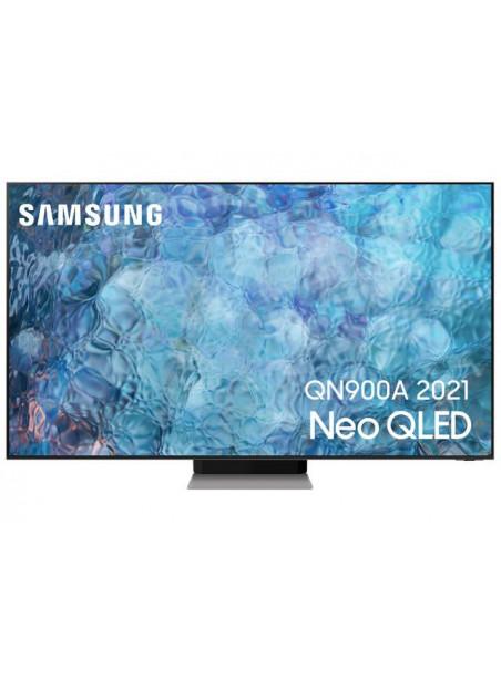 "TELEVISOR SAMSUNG 75"" NEO QLED 8K 189CM PANTALLA Y DISEÑO INFINITYQUANTUM HDR 4000 4900PQI OTS PRO 4HDMI 2.1 3USB PEANA"