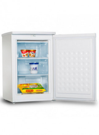 Congelador Vertical MILECTRIC FRV86 85x55cm 80L 3 Cajones  A+
