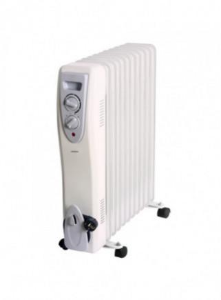 Radiador INFINITON HOR-2500 2500w 3 niveles Termostato 4 Ruedas