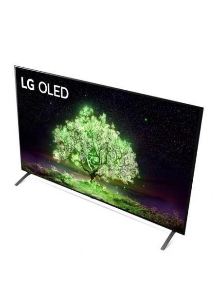 "TELEVISOR LG 77"" 4K OLED 195cm  IA SMART WEBOS 6.0 PROCESADOR 7 HDR 10 PRO 3HDMI 2.0 2USB 2.0 MAGIC REMOTE INCLUIDO CLASE F PATA"