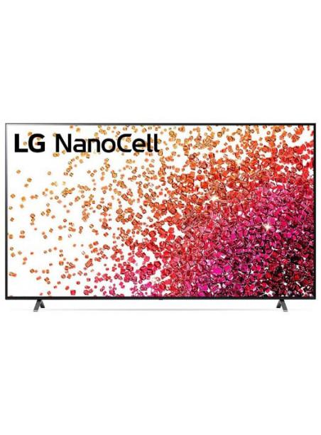 "TELEVISOR LG 86"" 4K NANOCELL 2174cm  IA SMART WEBOS 6.0 PROCESADOR QUAD CORE HDR 10 PRO 3HDMI 2.0 2USB 2.0 CLASE G MAGIC REMOTE"