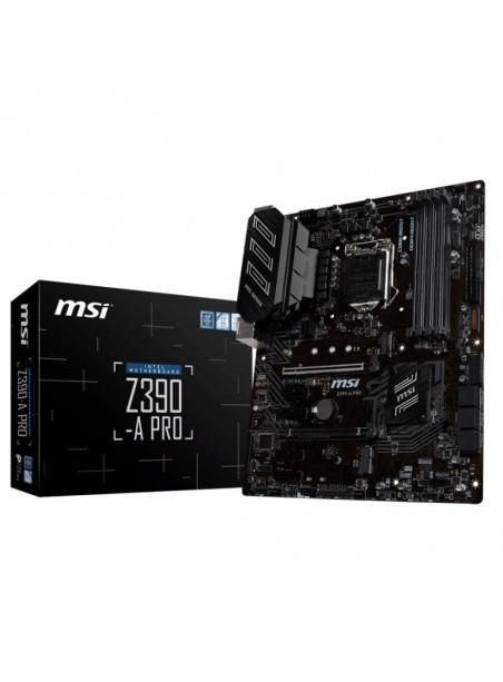 PLACA BASE 1151 MSI Z390-A PRO  ATX/DDR4/USB 3.1