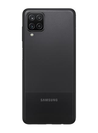 """SMARTPHONE SAMSUNG GALAXY A12 BLACK  6.5"""" HD+/16.5CM CAM 48+5+2+2 OC 32GB 3GB RAM ANDROID 4G BAT 5000MAH"""