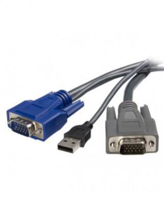 STARTECH CABLE KVM USB VGA...