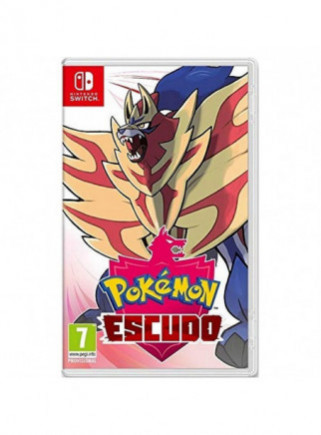 JUEGO POKEMON SHIELD PARA...