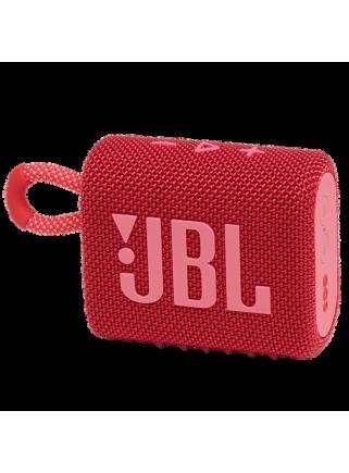 ALTAVOZ JBL GO3 ROJO BLUETOOTH