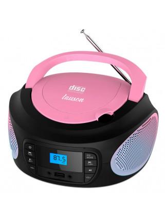 RADIO LAUSON BOOMBOX C/...