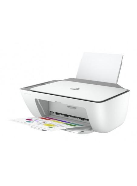 IMPRESORA HP MULTIFUNCIÓN Deskjet 2720e WiFi/ Fax Móvil/ Blanca